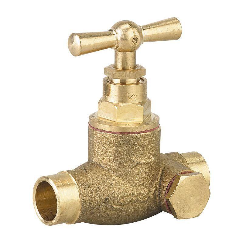 robinet d 39 arr t souder purge 1 bouchon 12x14 grenaill comparer les prix de robinet d. Black Bedroom Furniture Sets. Home Design Ideas