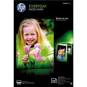 HP P/100 PAP PHOTO  BRILL 10X15 CR757A