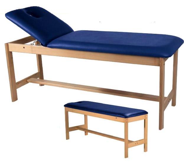 divan d 39 examen en bois hauteur r glable comparer les. Black Bedroom Furniture Sets. Home Design Ideas