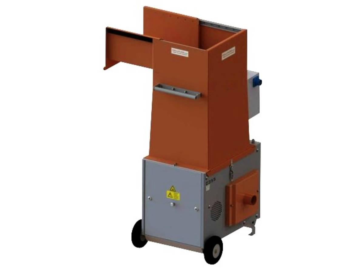 Machines de soufflage tous les fournisseurs machine de for Ouate de cellulose a souffler