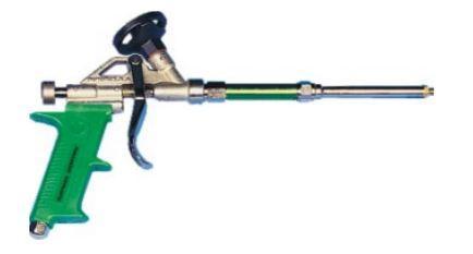 Pistolet pour mousse expansive teflon médium