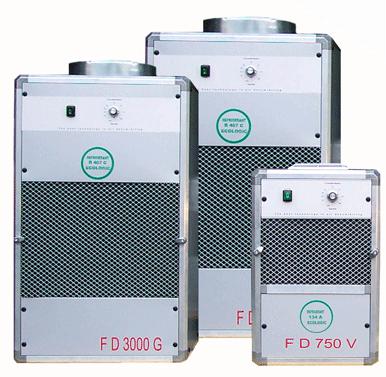 déshumidificateur FD 750 - FD 1200 - FD 3000 - FD 5000