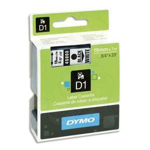 DYM RUBN DYMO D1 19MMX7M N/BLC S0720830