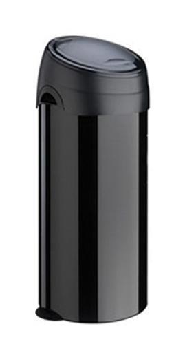 Poubelle noire tous les fournisseurs de poubelle noire - Poubelle cuisine 60l ...