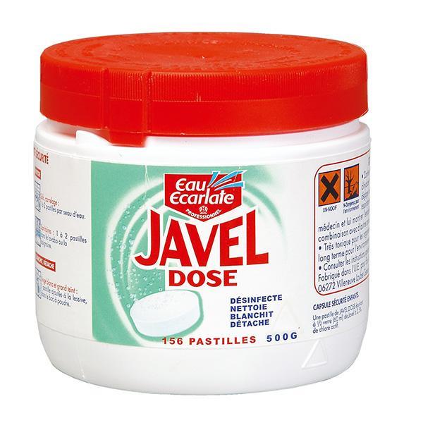 Eau de javel en pastille tous les fournisseurs de eau de for Mousse eau de javel