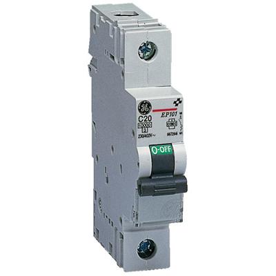 Disjoncteur 1p 4a courbe c 15ka general electric 672246 comparer les prix de - Changer fusible disjoncteur ...
