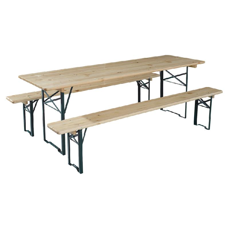 Table pliante festival largeur 80 cm comparer les prix de table pliante festival largeur 80 cm for Pietement de table pliante