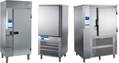 Cellules de refroidissement for Equipement cuisine collective