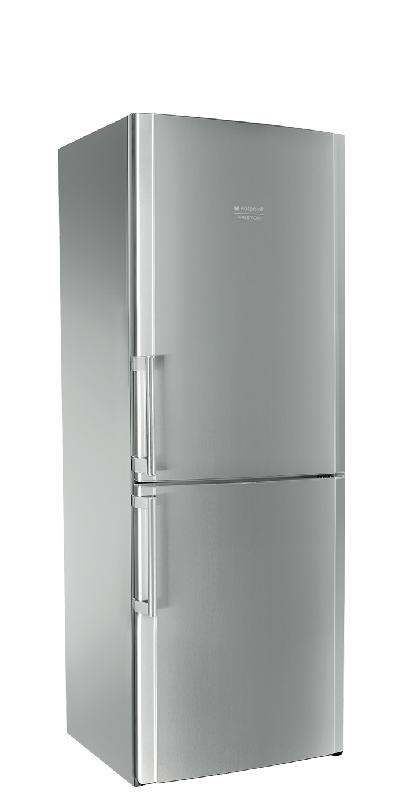 hotpoint ariston refrigerateur combine 70cm enblh19221fw enblh 19221 fw inox. Black Bedroom Furniture Sets. Home Design Ideas