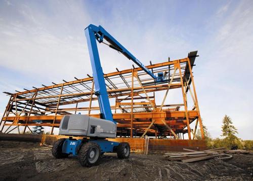Nacelle articulée diesel 26 mètres