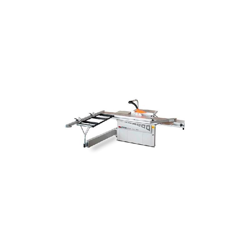 Scie à format d. 315 mm chariot 2000 mm - 3000 w 400 v - fp300-2000l-tri - holzprofi