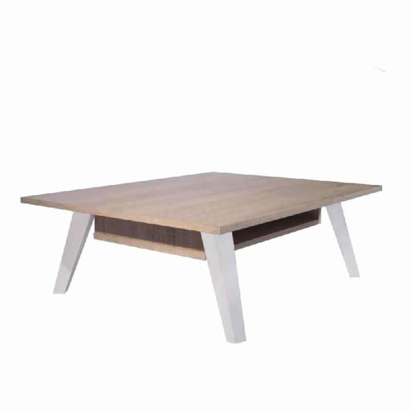 table basse design scandinave square une allonge comparer. Black Bedroom Furniture Sets. Home Design Ideas