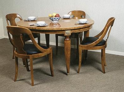 table ronde 1930 ebeniste restaurateur de meubles. Black Bedroom Furniture Sets. Home Design Ideas