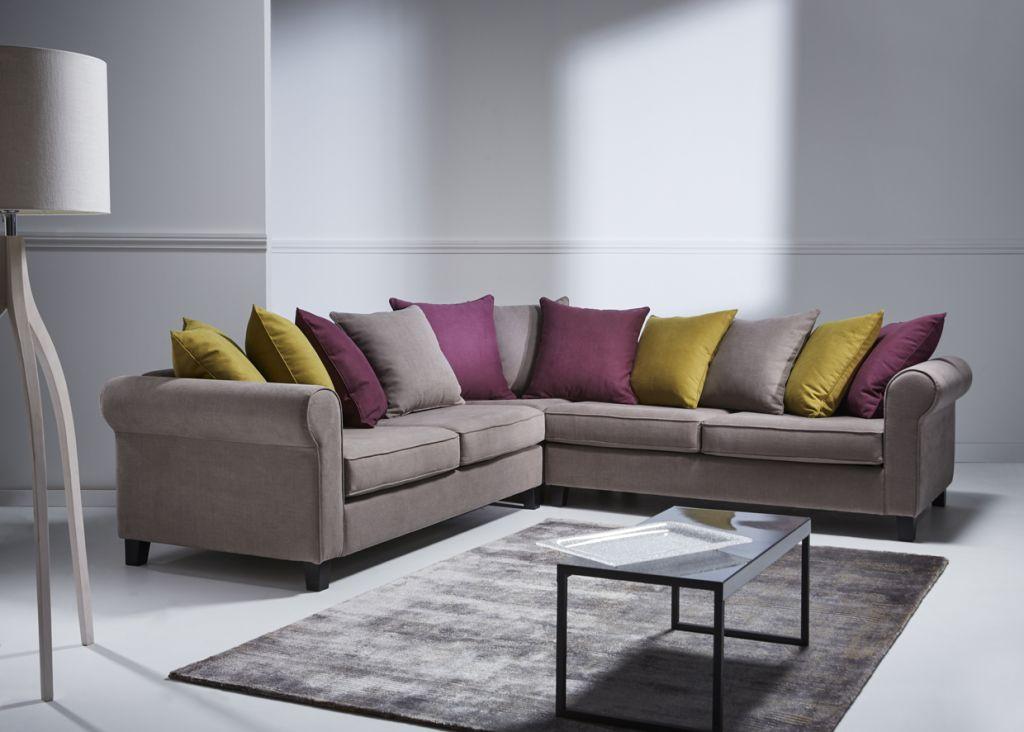 Canapé d'angle sofa'chic