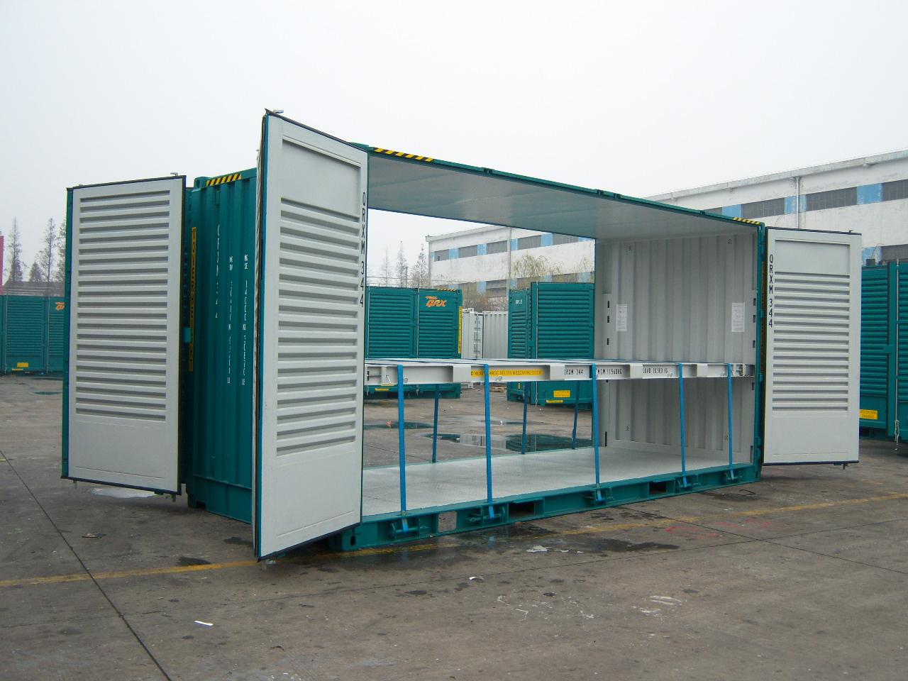 Containers de stockage tous les fournisseurs for Studio container prix