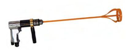 Rmp 500 malaxeur et mélangeur portatif - baier -  pneumatique