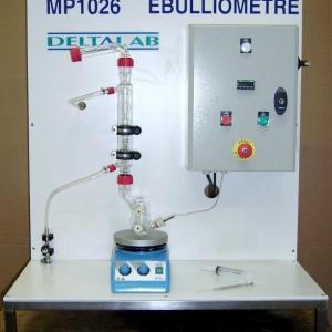 Matériels pédagogiques en industrie chimique