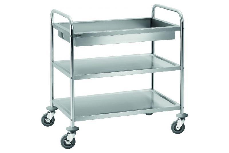 chariots de service bartscher achat vente de chariots de service bartscher comparez les. Black Bedroom Furniture Sets. Home Design Ideas