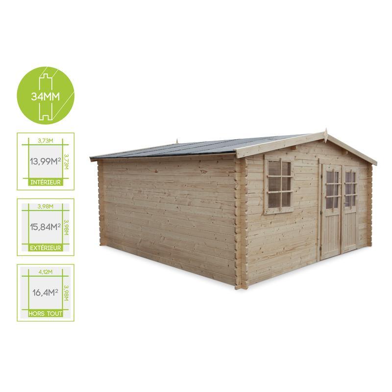 armoire range outils de jardin. Black Bedroom Furniture Sets. Home Design Ideas
