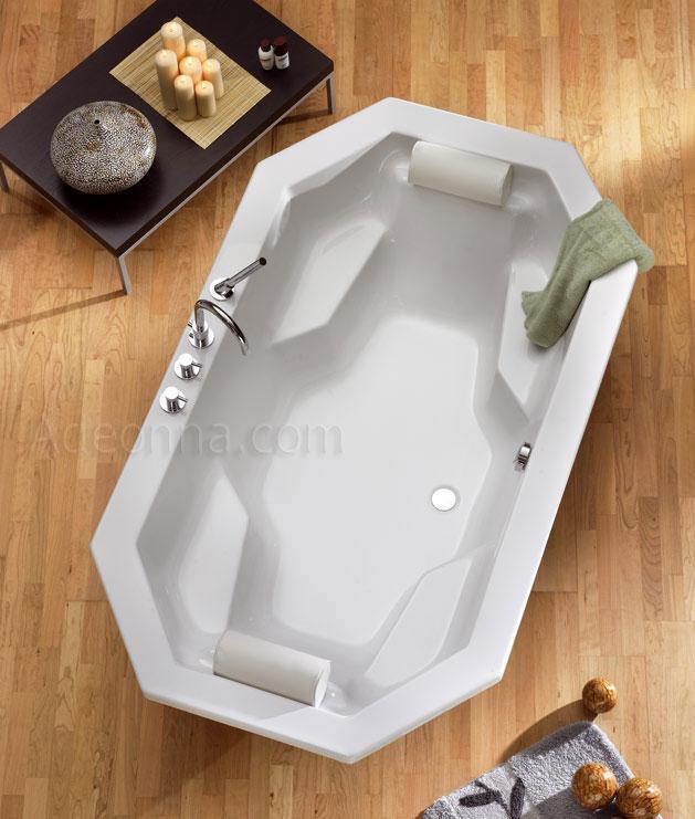 Baignoire duo idylle comparer les prix de baignoire duo idylle sur - Baignoire 2 personnes ...