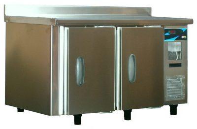 meuble frigo bas professionnel