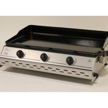 Plancha gaz fonte maill e made in france 74 x 51 cm - Plancha gaz fonte emaillee ...