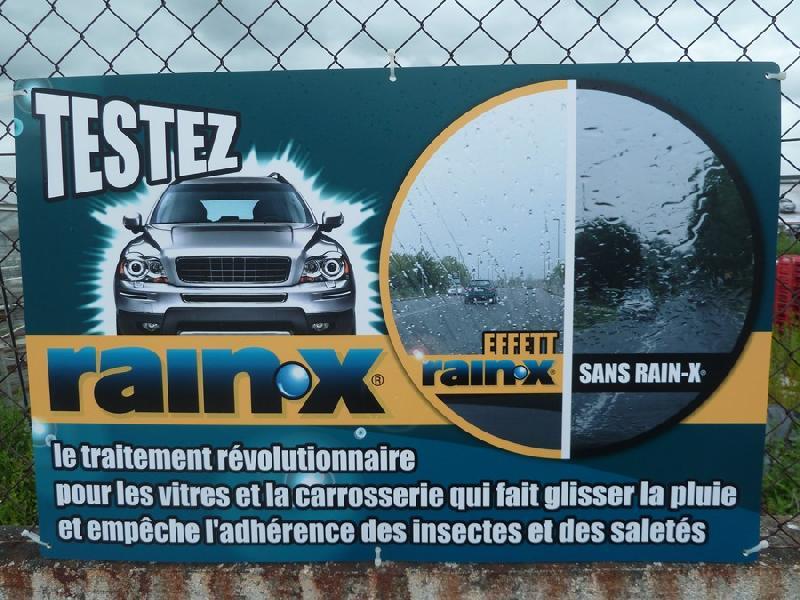 RAIN-X WASH