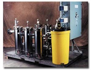 Groupes  pour production eau potable