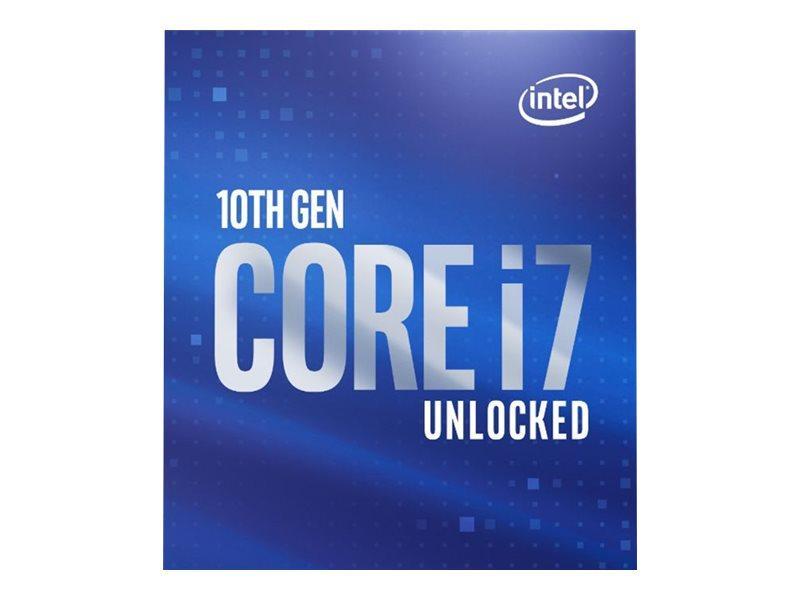 INTEL CORE I7 10700K / 3.8 GHZ PROCESSEUR