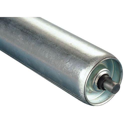 Rouleau acier galvanisé