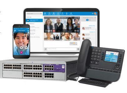 Serveur de communication - alcatel-lucentoxo connect
