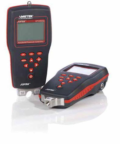 Calibrateurs de pression atex hpc 550 ex