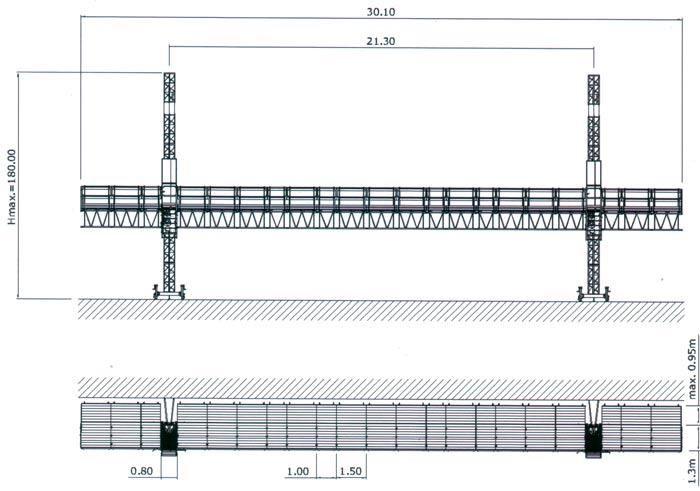safi france produits plateformes de travail. Black Bedroom Furniture Sets. Home Design Ideas