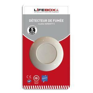 Detecteurs de fumee tous les fournisseurs detection de fumee detecteu - Detecteur de fumee lifebox ...