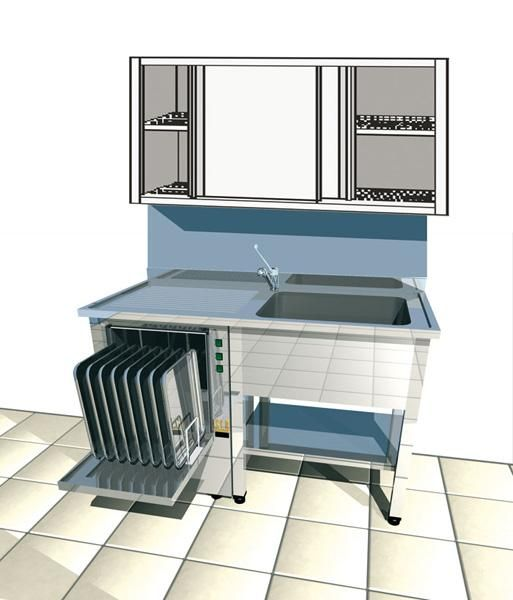 de lavage lave vaisselle a capot et systeme chaine pictures. Black Bedroom Furniture Sets. Home Design Ideas