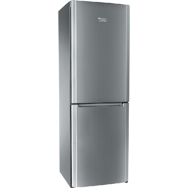 hotpoint ariston refrigerateur combine ebl18221fd ebl 18221 fd inox. Black Bedroom Furniture Sets. Home Design Ideas