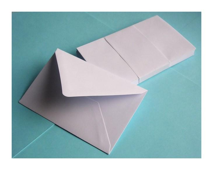 LOT DE 1000 ENVELOPPES 90X140 MM SPECIALES CARTES