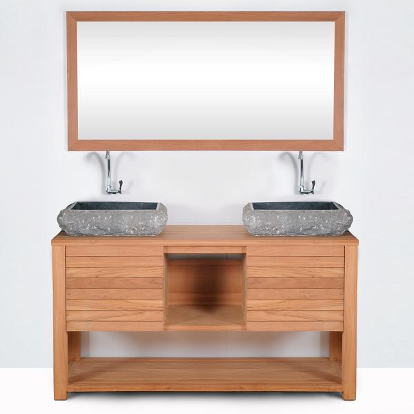 Mobiliers de salle de bain le monde du bain achat for Meuble salle de bain 140 cm