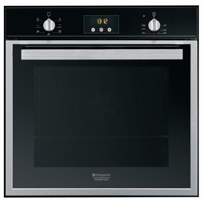 hotpoint ariston four integrable pyrolyse luce fzqi89p k