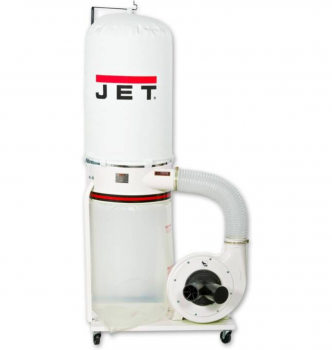 Jet - aspirateur dc 1100a  monophasé- (capacité : 200l)