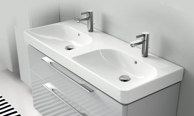 plan de toilette avec double vasque allia jam. Black Bedroom Furniture Sets. Home Design Ideas