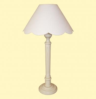 Abat jour lampe patinee for Abat jour pour lampe