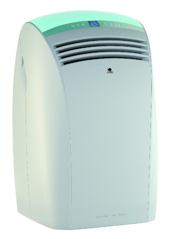 ALPATEC CLIMATISEUR MOBILE MONOBLOC 3600 W / 12500 BTU AC 31