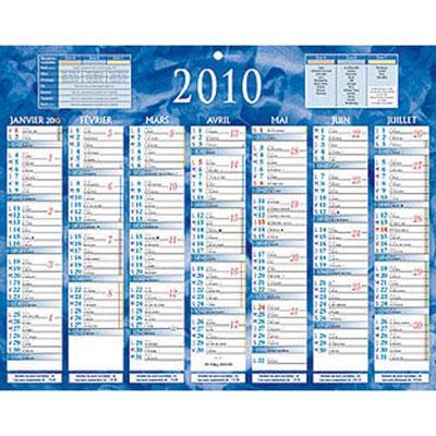 Calendriers comparez les prix pour professionnels sur for Calendrier mural 2015