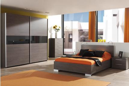 Chambre Complete Adulte Design Bois