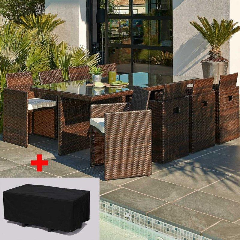 salon de jardin dcb garden achat vente de salon de. Black Bedroom Furniture Sets. Home Design Ideas