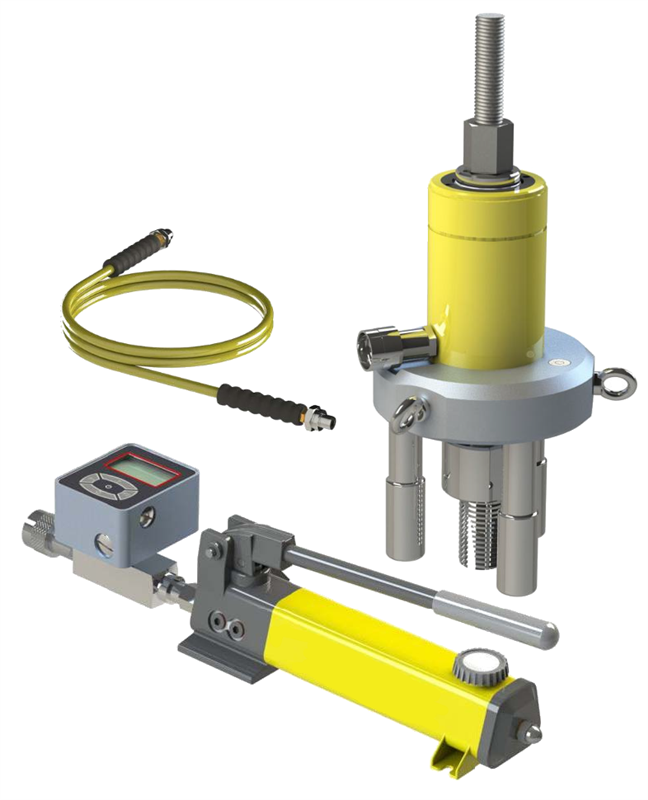 Appcm2978 - extractomètre hydraulique 13000 dan