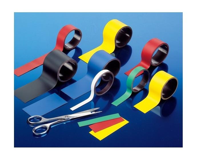 Ruban adhésif magnétique 25 mm x 3 m Aimant Ruban Adhésif Ruban adhésif magnétique