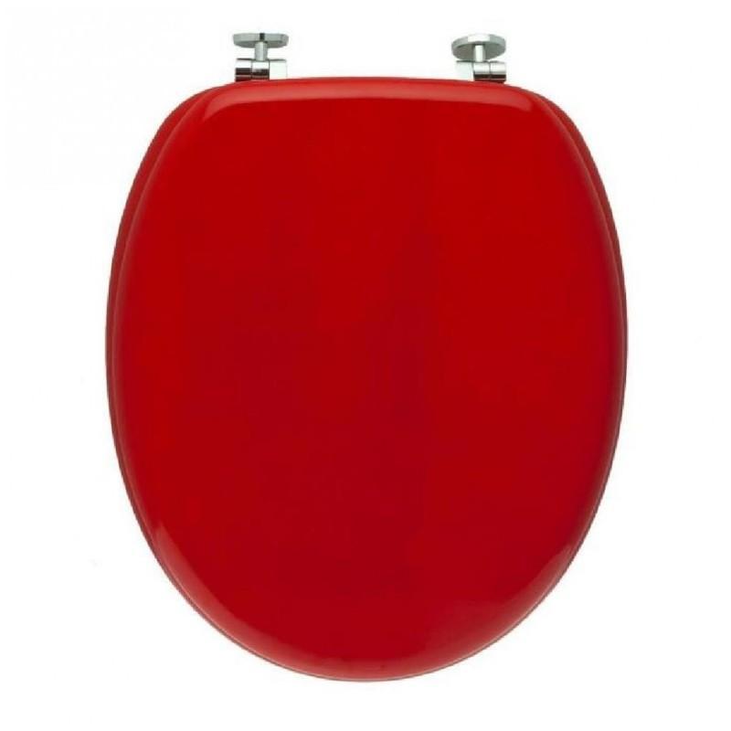 frandis abattant wc rouge comparer les prix de frandis abattant wc rouge sur. Black Bedroom Furniture Sets. Home Design Ideas