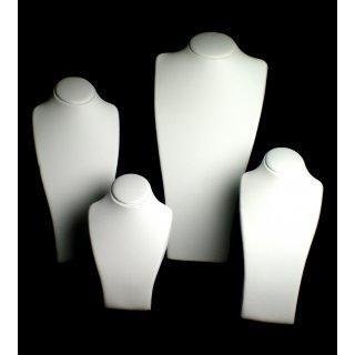 buste bijouterie en similicuir pour colliers et sautoirs 4 tailles comparer les prix de buste. Black Bedroom Furniture Sets. Home Design Ideas